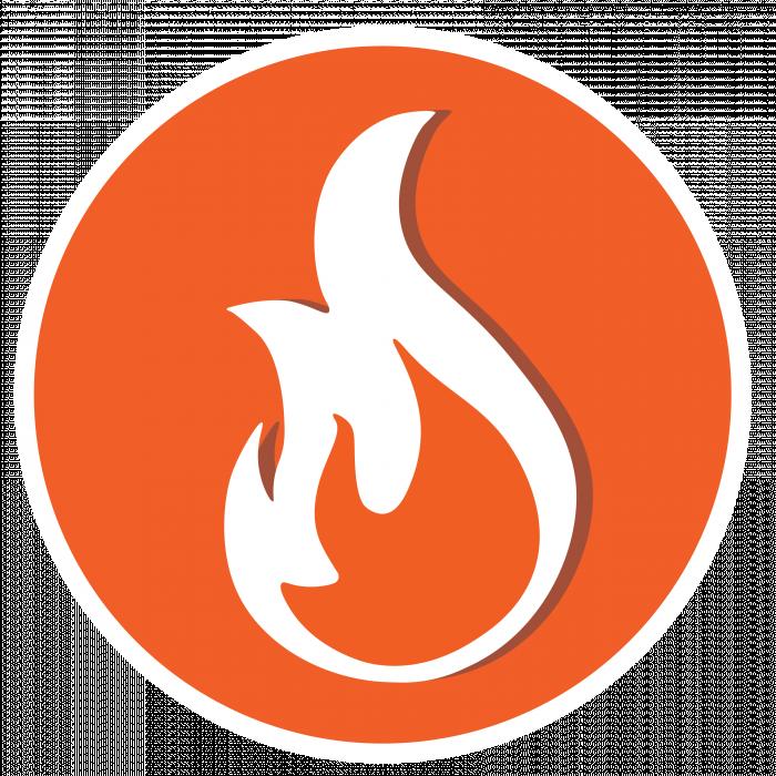ignite i-program icon- a flame